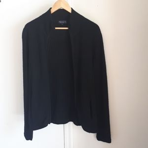 Sweaters - 100% Cashmere Sweater - Black L